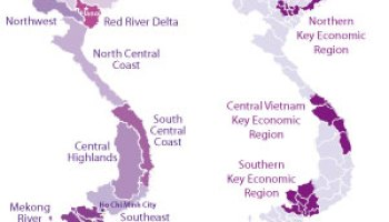 Vietnam's Regions and Key Economic Zones - Vietnam Briefing News
