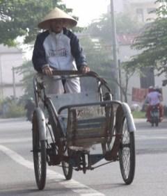 Pedicycle / Pedicab