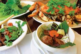 Northern Vietnam's cuisine