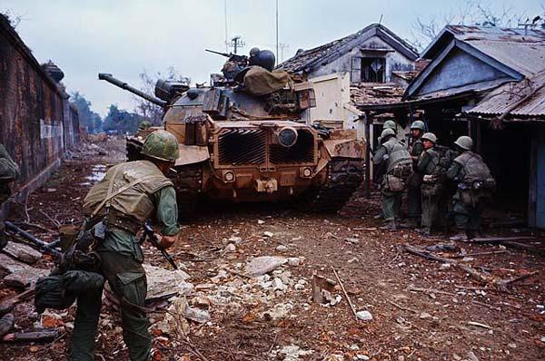 """Driwan Vietnam War Cybermuseum:""""The Vietnam War 1968 Tet"""