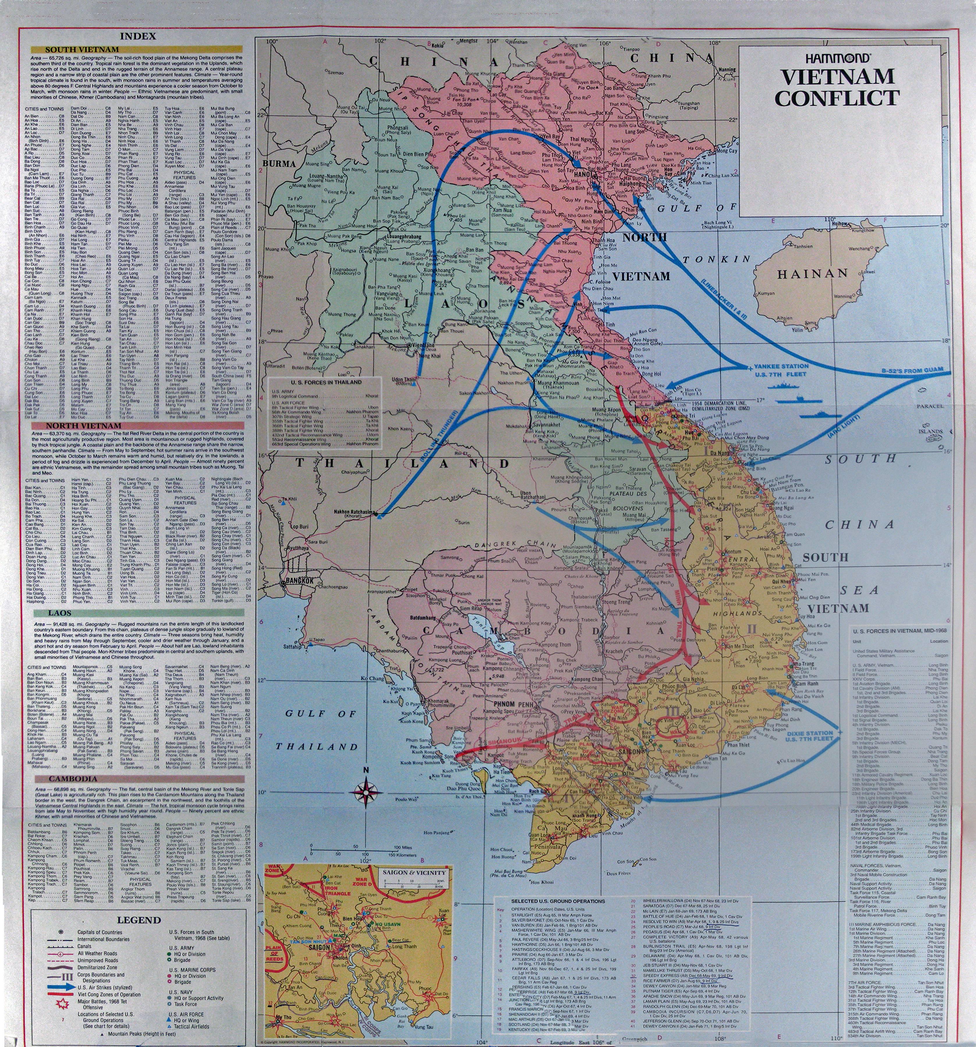 Vietnam Maps