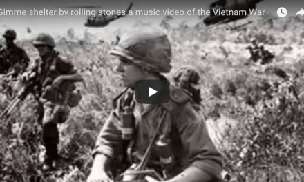 The Rolling Stones: Gimme Shelter – Vietnam Footage