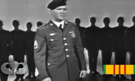 SSGT Barry Sadler: Ballad of the Green Berets