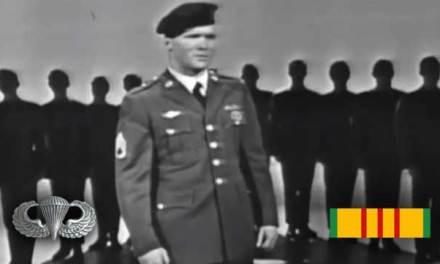 SSGT Barry Sadler: Ballad of the Green Berets