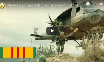Rolling Stones: Gimme Shelter (remix)