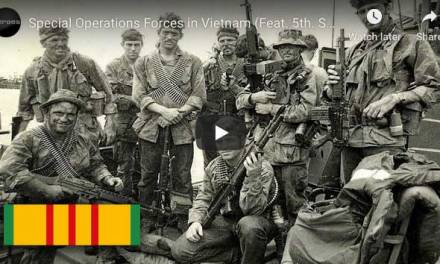 CCR Mix: US Special Forces in Viet Nam Footage & Tribute