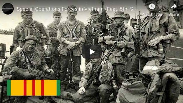 CCR Mix: US Special Forces in Viet Nam Footage (Feat. 5th. SFG, SEALs, Force Recon, MACV-SOG, SASR & NZSAS)