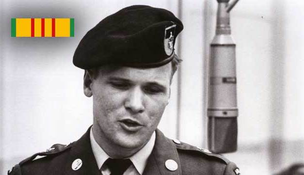 SSgt. Barry Sadler: I'm A Lucky One