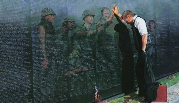 Joe Cocker: With A Little Help From My Friends – Vietnam Vet Memorial Day Tribute