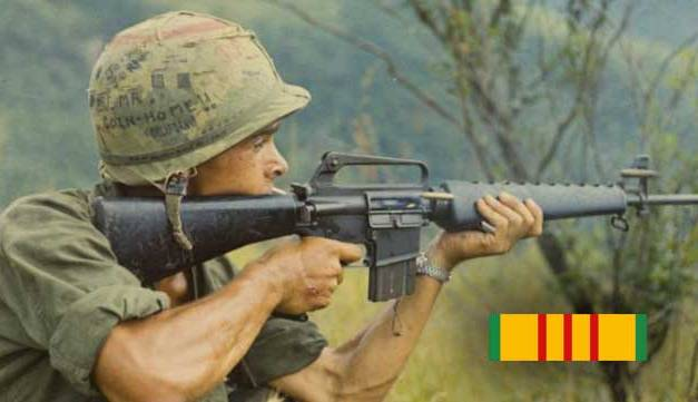 Mark Maysey: This is My Rifle – Vietnam Vet Tribute Video