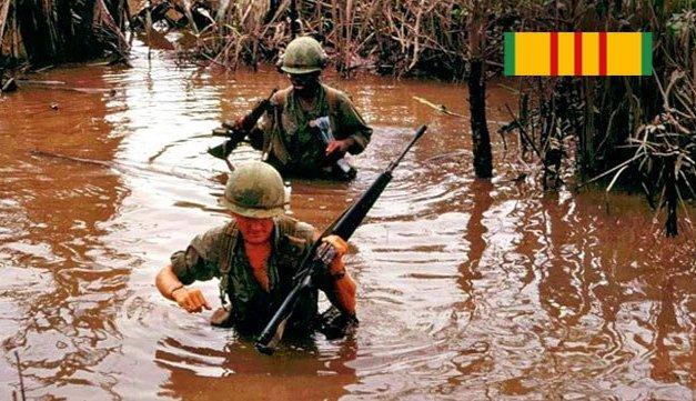CCR: Green River – Vietnam Veteran Tribute Video