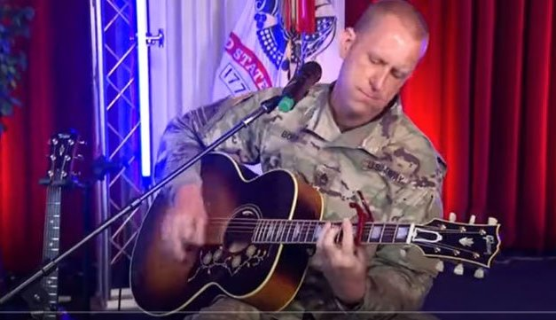 Fathers Day Tribute from the Six String Soldiers – My Old Man