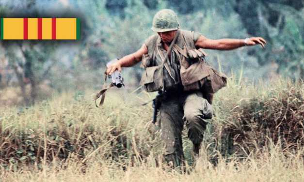 Run Through the Jungle: CCR – Vietnam Vet Tribute Video