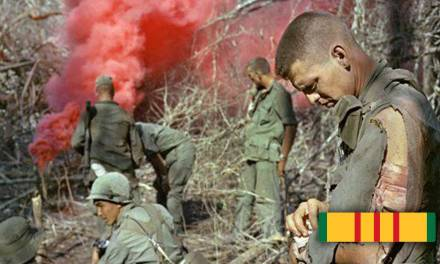Deep Purple: Smoke on the Water – Vietnam Vet Tribute Video