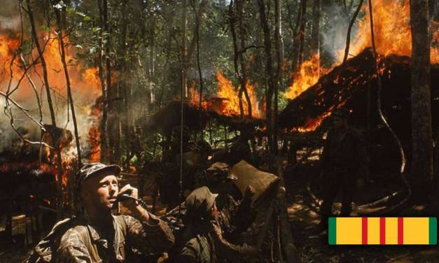 Johnny Cash: Ring of Fire – Vietnam Vet Tribute Video