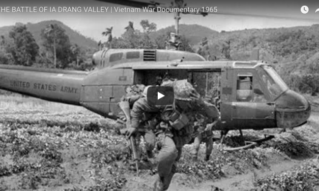 The Battle of Ia Drang Valley | Documentary Vietnam 1965