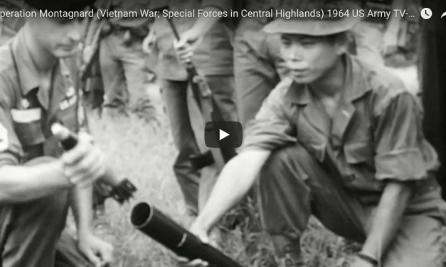 Operation Montagnard Vietnam; Special Forces in Central Highlands 1964
