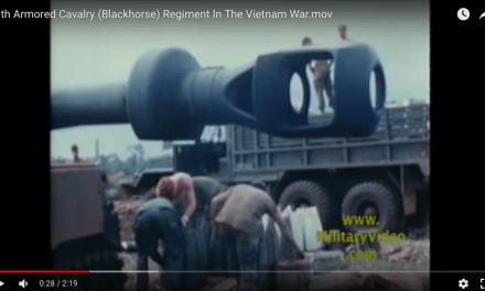 11th Armored Cavalry (Blackhorse) Regiment In Vietnam