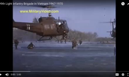 199th Light Infantry Brigade in Vietnam