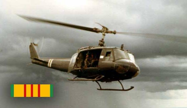 128th Assault Helicopter Company Vietnam