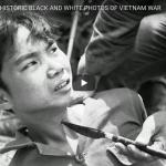 55 Incredible Historic Black & White Photos of the Vietnam War