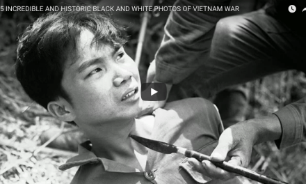55 Incredible Historic Black & White Photos of the Vietnam War