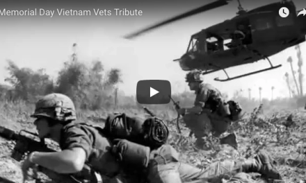Memorial Day Vietnam Vets Tribute