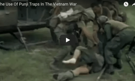 The Use of Punji Traps in the Vietnam War