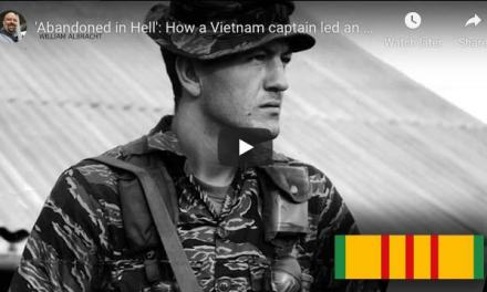 Abandoned in Hell: Escape from the Massive NVA attack on Firebase Kate during Vietnam War