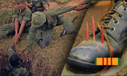 Vietnam War: Booby Traps & Snares