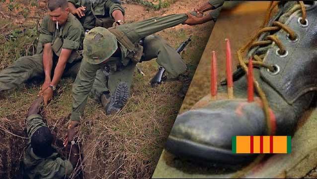Vietnam War: Booby Traps & Snares