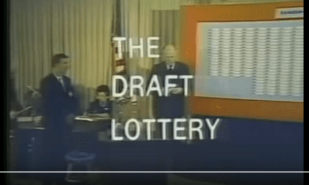 The Vietnam War Selective Service Lottery