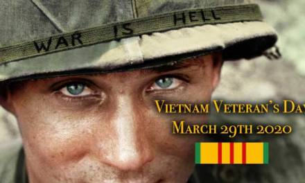 Vietnam Veterans Day Tribute Video 2020