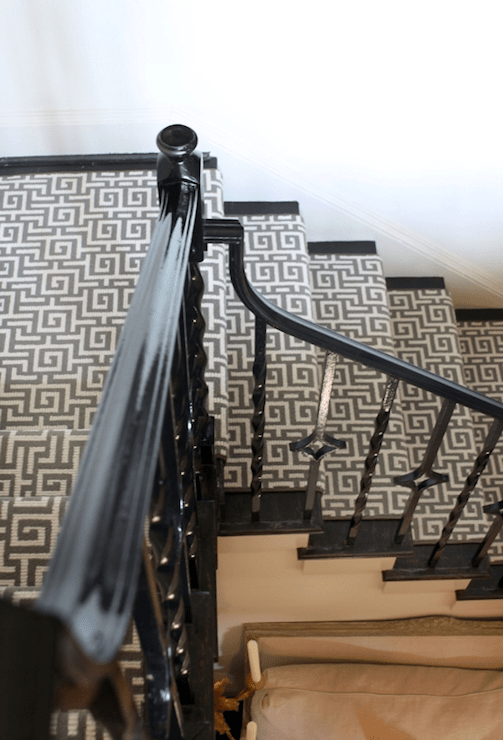How To Install Iron Balusters View Along The Way   Metal Handrails Near Me   Stair Parts   Deck Railing   Stair Treads   Concrete Steps   Staircase
