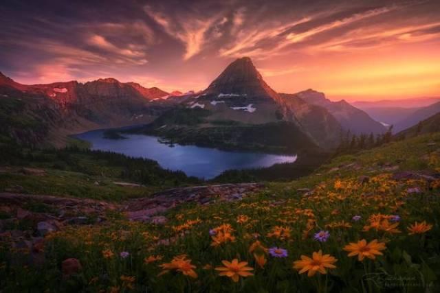 Hidden Lake by ryanbuchanan
