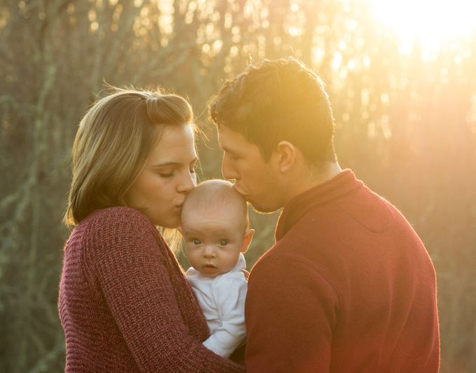 Young Family by beckykempf - Love Photo Contest 2019