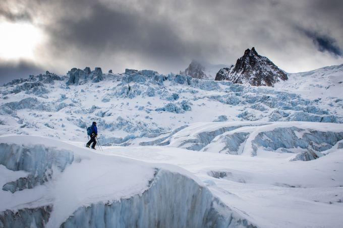 Mer de Glace door ollybowman - Unieke locaties fotowedstrijd