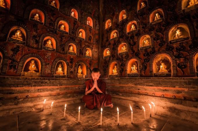Enlightening  by DrewHopper - Orange Tones Photo Contest