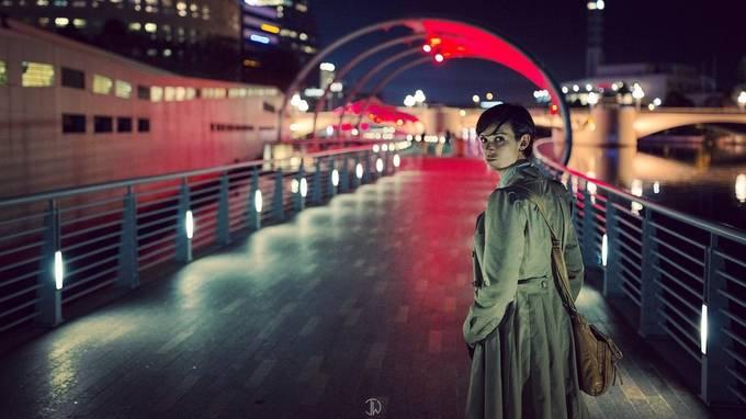Riverwalk # 102 by jonwolding - Unieke locaties fotocompetitie