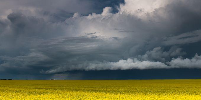Big Sky Country  by KatnPat - Celebrating Nature Photo Contest Vol 5