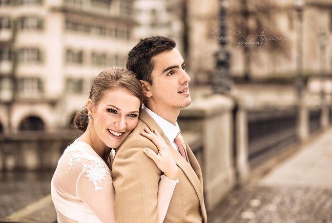 Wediing in Zurich by lenaschlmersndergaardangioni - Love Photo Contest 2019
