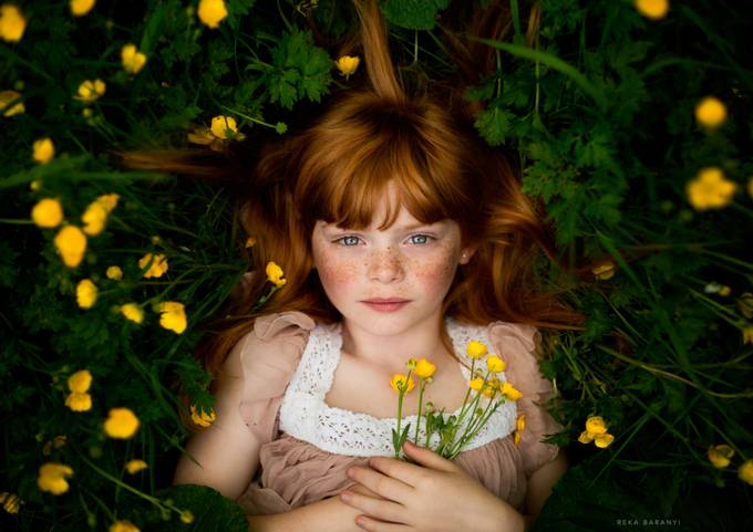 Freckled girl... by Reka - ViewBug Homepage Photo Contest