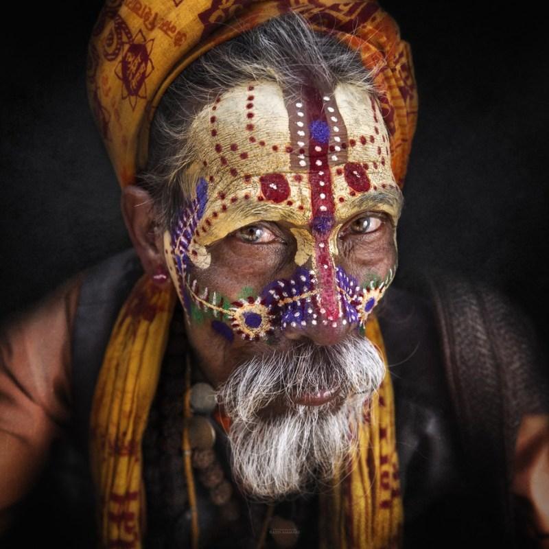 Ritual makeup by Ethos - Orange Tones Photo Contest