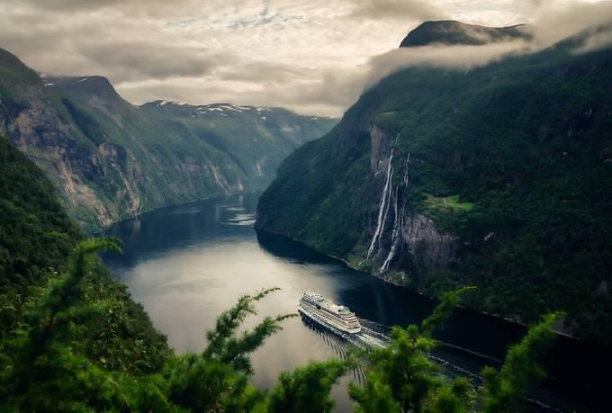 Extravagant landschap door iwangroot - unieke locaties fotowedstrijd