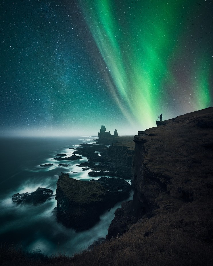 Dreammaker at Londrangar by Tor-Ivar - The Wonders of the World Photo Contest