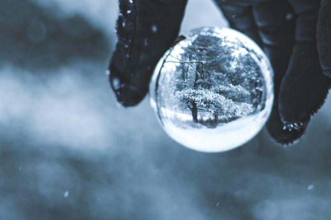 Vermont Winter Wonderland by ChrisLillie - The Wonders of the World Photo Contest