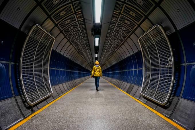 The Tube door LisaShalom - Unieke locaties fotowedstrijd
