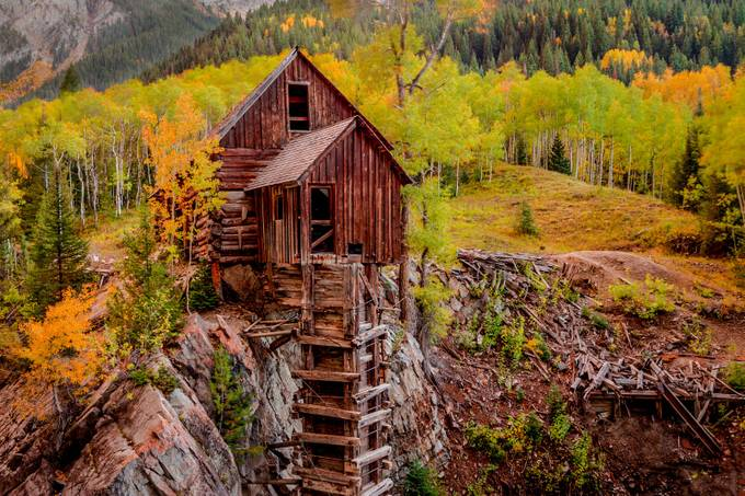 The Old Mill by TomHeywood - The Wonders of the World Photo Contest