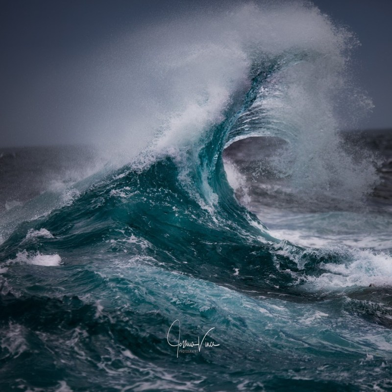 Blue glass by JoshuaVince - The Wonders of the World Photo Contest
