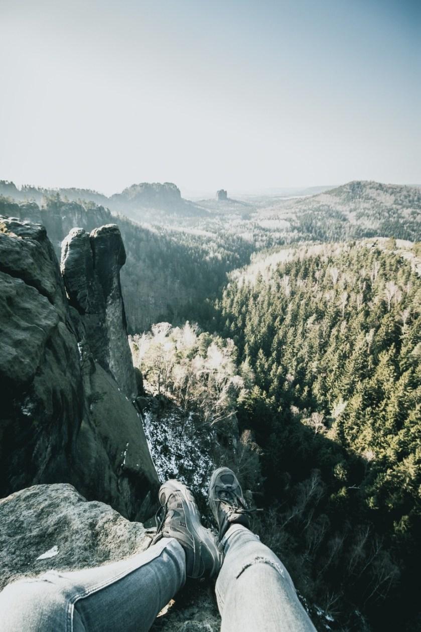 Saxon Switzerland by luisa_lmle - The Wonders of the World Photo Contest
